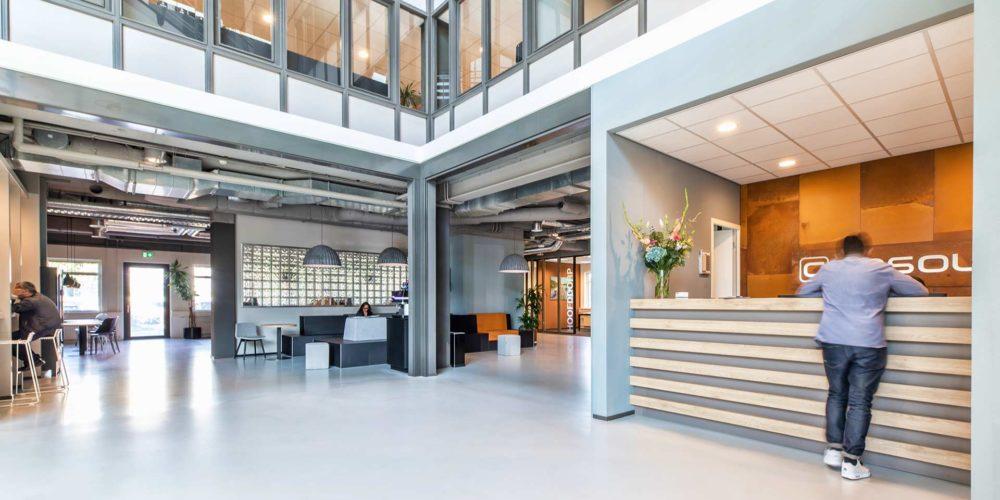 Design Kantoor Bureau.Office Design Ditt Officemakers