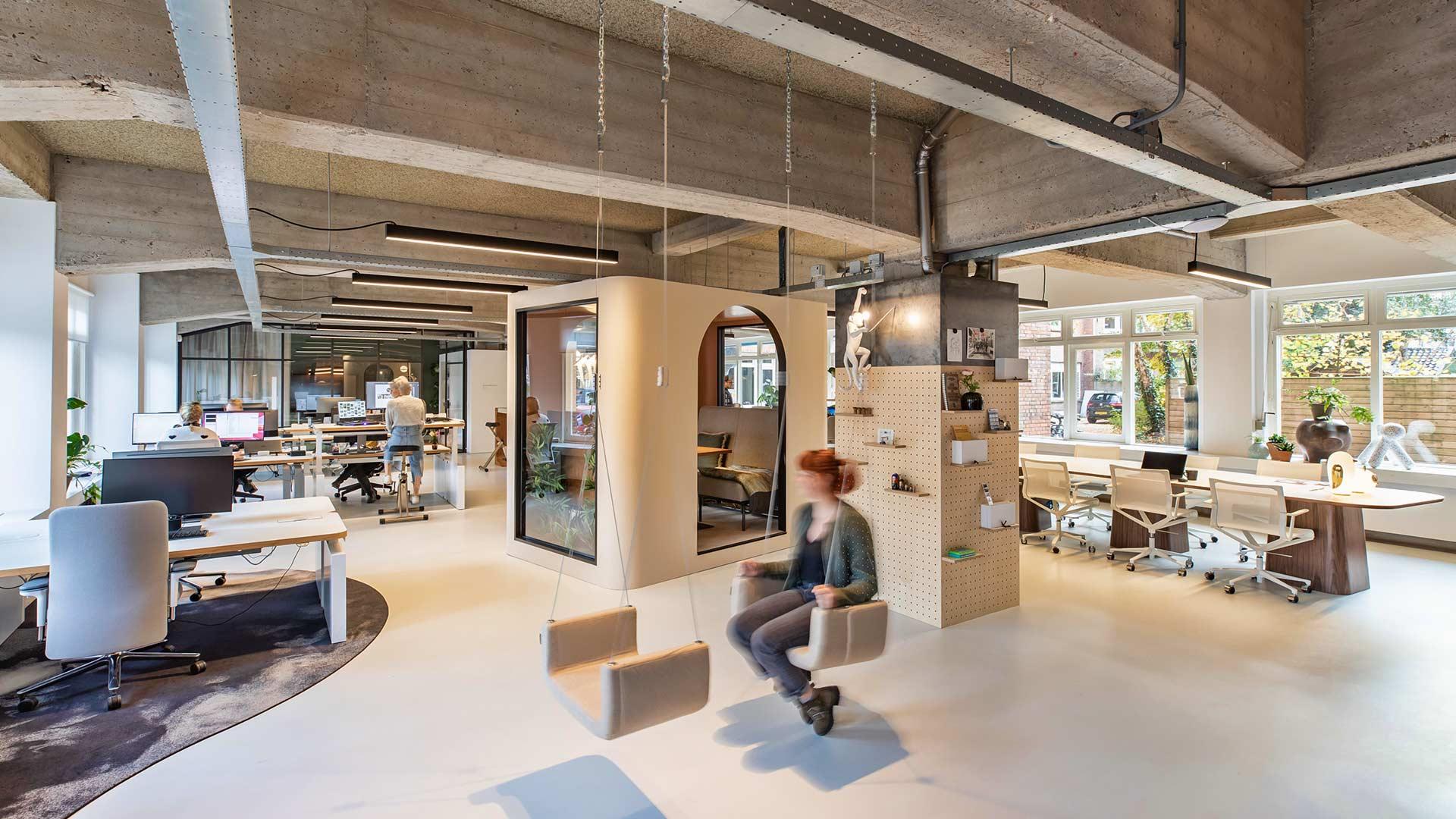 Het werk van kantoor architecten in 2020