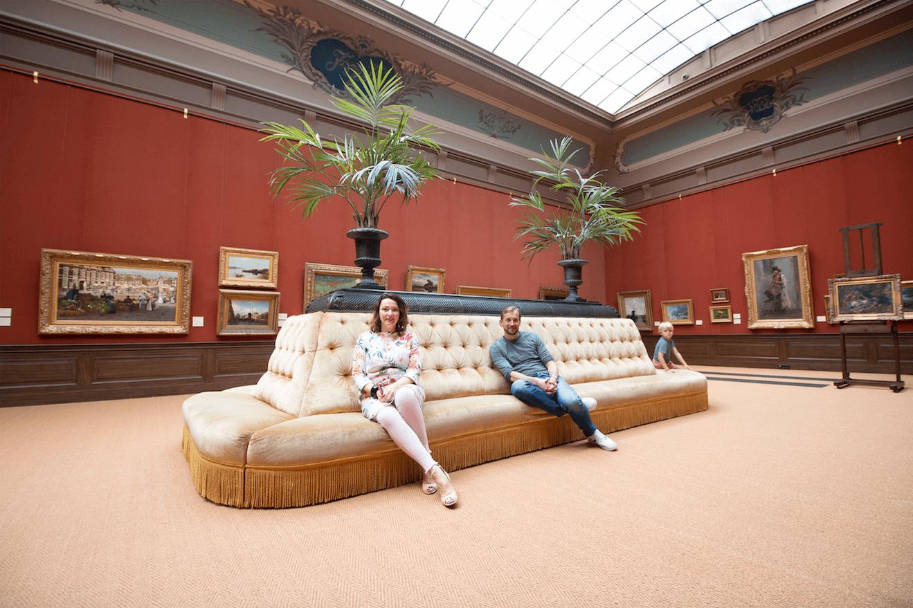 Werken in tijden van corona: Teylers Museum
