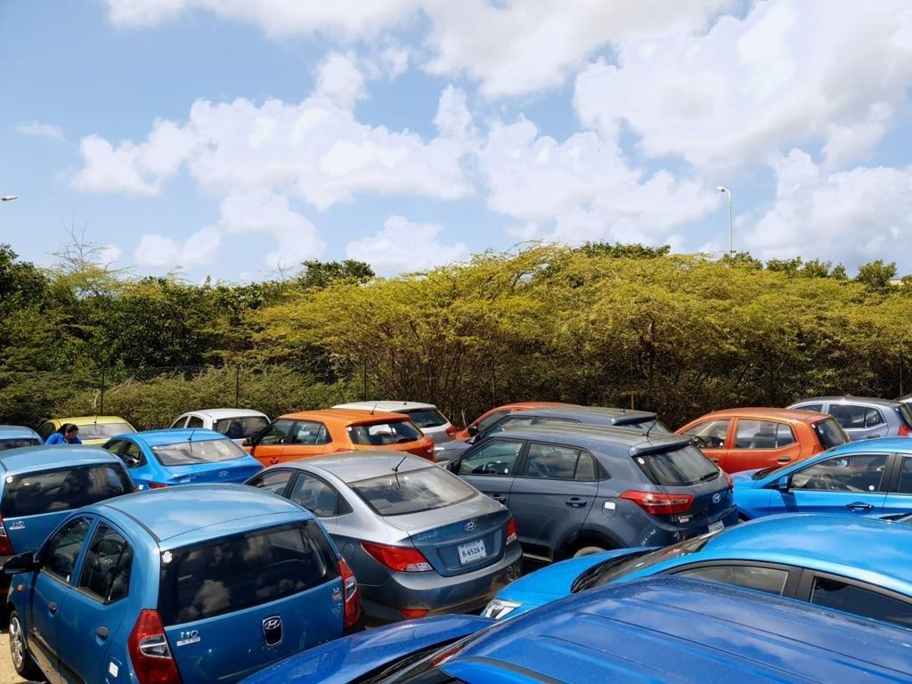 Werken in tijden van corona: Budget Rent a Car